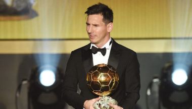 Για 5η φορά ο καλύτερος ποδοσφαιριστής στο κόσμο ο Messi