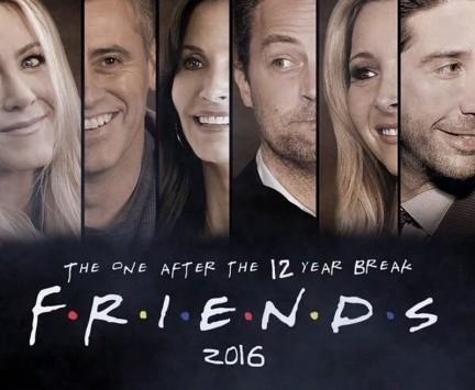 Είναι επίσημο: «Τα Φιλαράκια» επιστρέφουν για ένα τελευταίο επεισόδιο!!!!