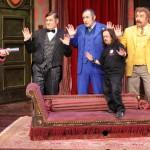 Μια διαφορετική «επίσημη» πρεμιέρα ετοιμάζει ο Μάρκος Σεφερλής στο θέατρο Περοκέ