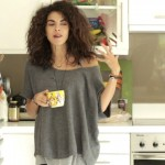 Η Μαρία Σολωμού κόβει τα μαλλιά της για καλό σκοπό