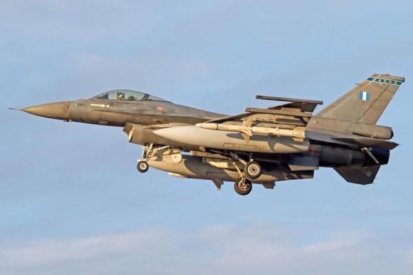 Σημαντική διάκριση για πιλότο της 115 Πτέρυγας Μάχης