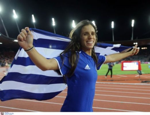 Η Στεφανίδη διέλυσε το πανελλήνιο ρεκόρ και έκανε την τέταρτη καλύτερη επίδοση όλων των εποχών