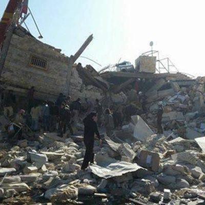 Συρία: Βομβάρδισαν νοσοκομείο των Γιατρών Χωρίς Σύνορα -14 νεκροί