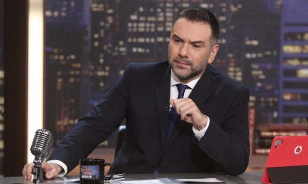 Επιστρέφει ο Γρηγόρης Αρναούτογλου με το «The tonight show»