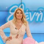 H Ελένη Μενεγάκη στον ΑΝΤ1 απέναντι από το Quizdom