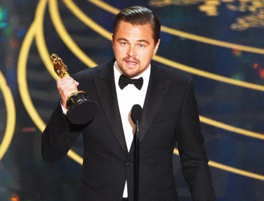Επιτέλους πήρε το Oscar ο Leonardo Di Caprio