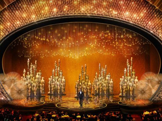 Τα 200.000 Swarovski και η σκηνή των φετινών Όσκαρ