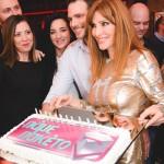 11 χρόνια Πάμε Πακέτο! Το σέξι φόρεμα της Βίκυς Χατζηβασιλείου, η εντυπωσιακή τούρτα