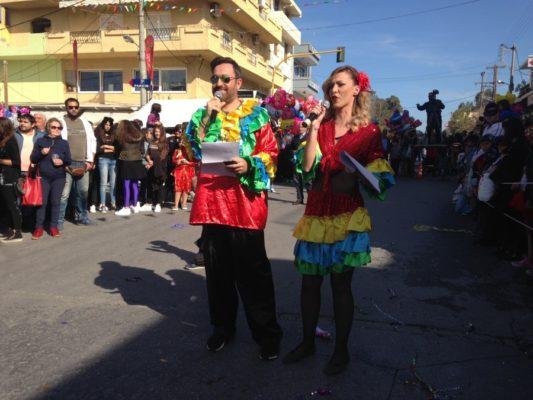 """Το ξεφάντωμα """"χτύπησε κόκκινο"""" στο Χανιώτικο Καρναβάλι 2016"""
