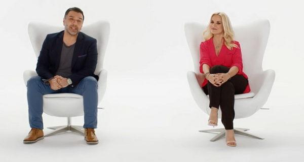 Νέα τηλεοπτική συνεργασία για Γρηγόρης Αρναούτογλου και Μαρία Μπεκατώρου