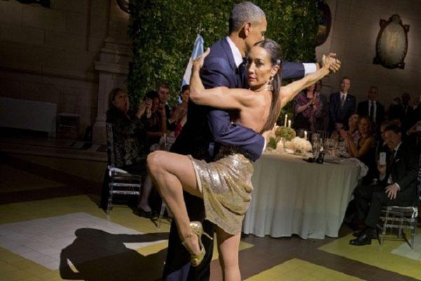 Το ταγκό του Μπαράκ Ομπάμα