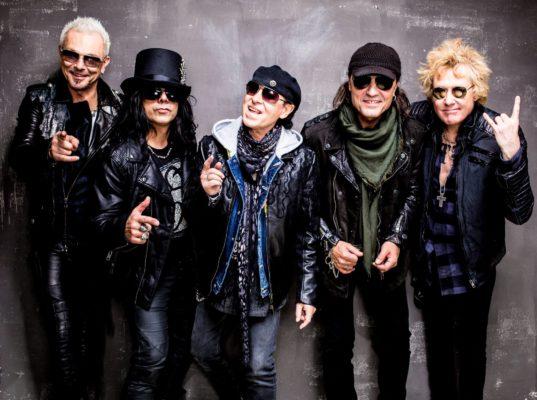 Οι Scorpions έρχονται ξανά στην Ελλάδα