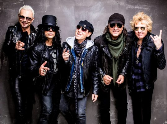 Scorpions: Χρήσιμες πληροφορίες λίγο πριν την μεγάλη βραδιά