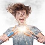 Σε περίπτωση ηλεκτροπληξίας