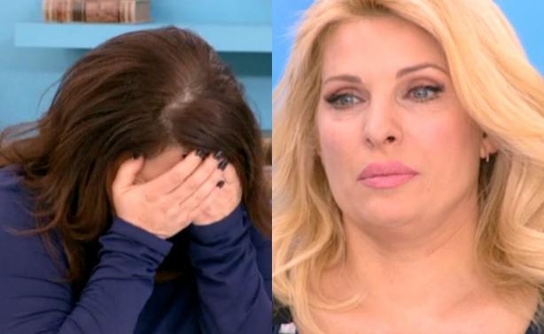 «Έσπασε» on air η Κατερίνα Ζαρίφη για τους πρόσφυγες