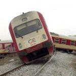 Εκτροχιάστηκε τρένο στο Λιανοκλάδι με 450 επιβάτες