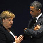 Συνάντηση Ομπάμα – Μέρκελ για την ελληνική κρίση