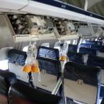 Περιπέτεια στον αέρα… Έπεσαν οι μάσκες οξυγόνου σε πτήση της Aegean για Χανιά