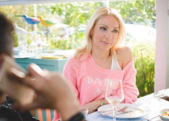 Έλενα Τσαβαλιά: Η έκπληξη που την περίμενε πρωί - πρωί