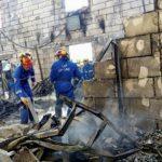 Ουκρανία: άνθρωποι έχασαν τη ζωή τους από πυρκαγιά σε οίκο ευγηρίας