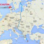 Στοκχόλμη – Χανιά με ποδήλατα σε είκοσι μέρες