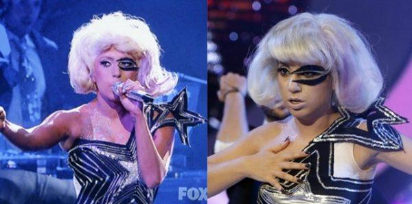 H Lady Gaga σχολιάζει την μίμηση της Μελίνας Μακρη στο Your Face Sounds Familiar