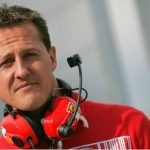 O Michael Schumacher σηκώθηκε από το κρεβάτι!