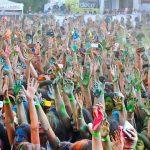 Holi Festival 2016: Το πάρτι των χρωμάτων που ταρακούνησε την πόλη