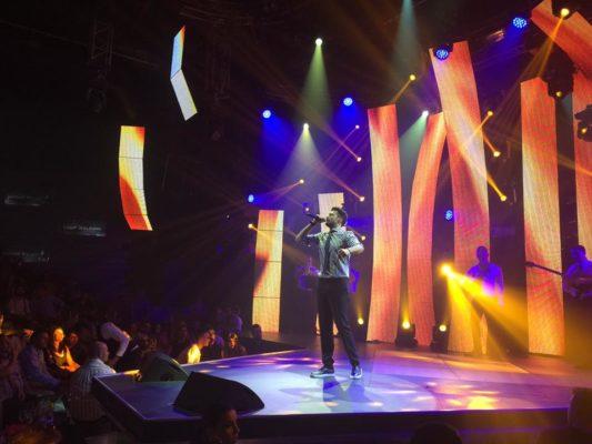 Κωνσταντίνος Αργυρός: παρουσίαση των νέων του τραγουδιών