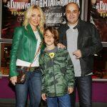 Υπερήφανοι Μάρκο Σεφερλή και Έλενα Τσαβαλιά για το γιο τους Χάρη