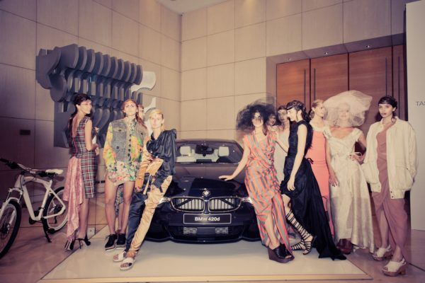 «Όταν το αυτοκίνητο συναντά τη μόδα»: Με επιτυχία πραγματοποιήθηκε το «Taste the Fashion in the Wild»