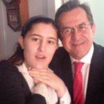 «Εφυγε» η κόρη του Νίκου Νικολόπουλου