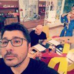 Λάμπρος Κωνσταντάρας: Η συνεργασία του με τον Νίκο Μουτσινά και η σχέση του με την Μαρία Μπεκατώρου