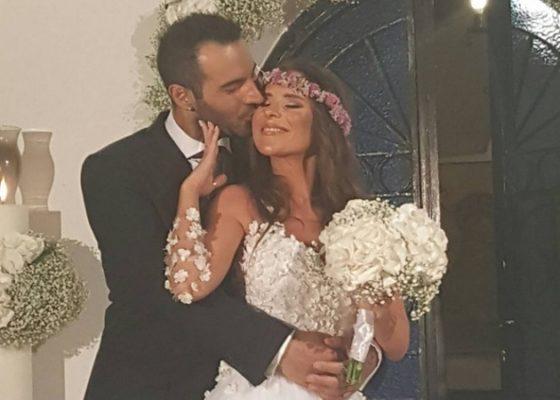 Παντρεύτηκε ο Κωνσταντίνος Παντζής