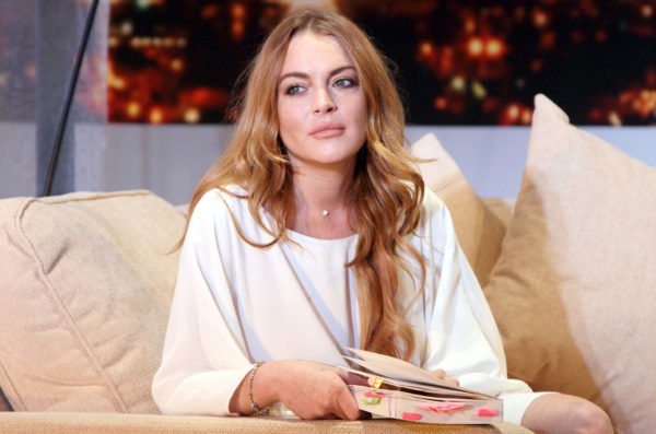 Lindsay Lohan: Γιόρτασε τα γενέθλια της στην Ελλάδα
