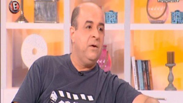 """Μάρκος Σεφερλής: «Έχει και μάνατζερ. Δεν έχει ο Πλούταρχος και έχει ο """"Αγάπη μόνο""""…»"""