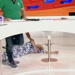 ΦΜ Live: λιποθύμησε η Μαρίας Μπακοδήμου