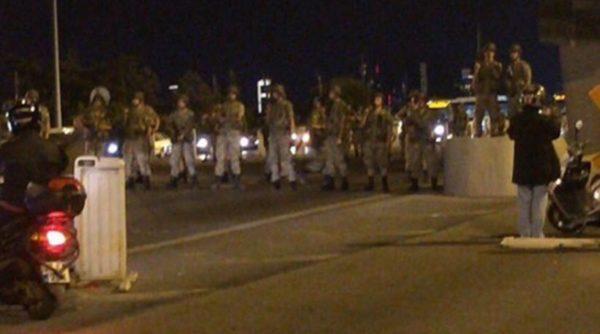 Τουρκία: Σε εξέλιξη στρατιωτικό πραξικόπημα