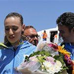 Η Άννα Κορακάκη επέστρεψε στην Ελλάδα: Οι πρώτες δηλώσεις της