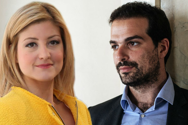 Ο Γαβριήλ Σακελλαρίδης και η Ράνια Τζίμα έγιναν γονείς
