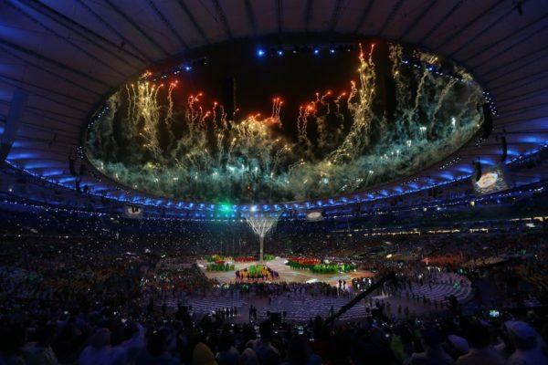 Έπεσε η αυλαία στο Ρίο, η σκυτάλη στο Τόκυο
