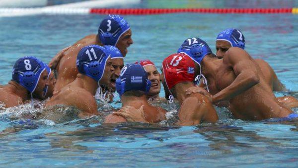Ολυμπιακοί αγώνες: Ισόπαλη Εθνική ομάδα πόλο με τη Σερβία