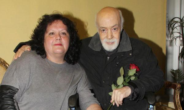 Ανδρέας Μπάρκουλης: Το αντίο της συζύγου του Μαίρης και η αφιέρωση