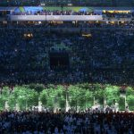 Ολυμπιακοί Αγώνες 2016: Τελετή έναρξης και η είσοδος της Ελληνικής αποστολής