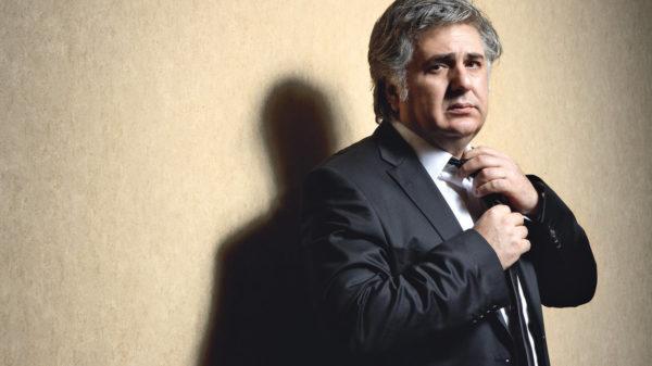"""Ιεροκλής Μιχαηλίδης: """"Κόντεψα να πνίξω τον Μουζουράκη, με κρατούσαν οι άλλοι"""""""
