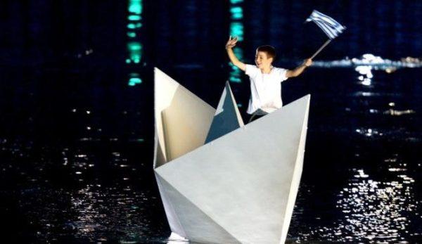 Μιχάλης Πατσατζής: Ο πρωταγωνιστής της έναρξης των Ολυμπιακών Αγώνων το 2004 στην Αθήνας
