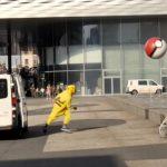 Οι Ελβετοί έχουν χιούμορ και το αποδεικνύουν παίρνοντας έμπνευση από το Pokémon GO και τον Pikachu