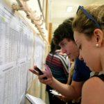 Βάσεις 2016: Τα μόρια εισαγωγής σε όλα τα ΑΕΙ και ΤΕΙ