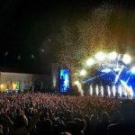 Χαμός στη συναυλια της LP στην Τεχνόπολη