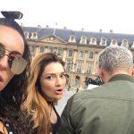 Αποστολία Ζώη: Reunion στη Γαλλική πρωτεύουσα